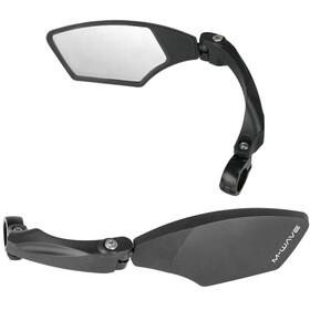 M-Wave Spy Space Fahrradspiegel schwarz